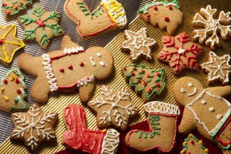 Ricetta Biscotti di Pan di zenzero (gingerbread) - Le Ricette di GialloZafferano.it