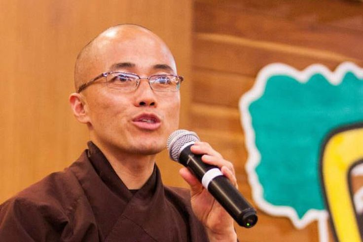 A buddhist monk explains mindfulness for times of conflict
