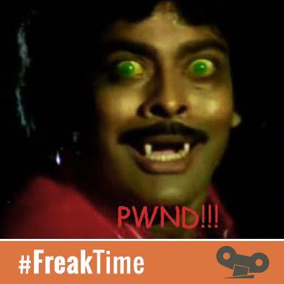 El universo de las versiones es maravilloso… Como maravilloso es este Thriller con curry. #FreakTime #Golimar http://goo.gl/aJDGpK