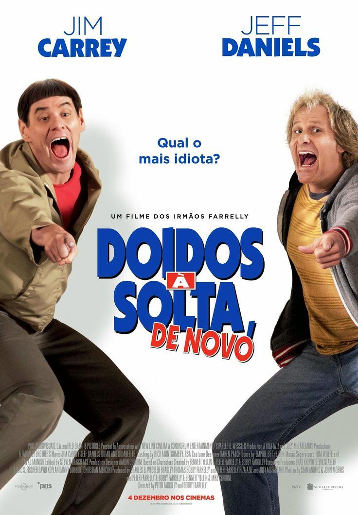 Doidos à Solta, de Novo ► Exibido em Dezembro de 2014 no @ Cinema