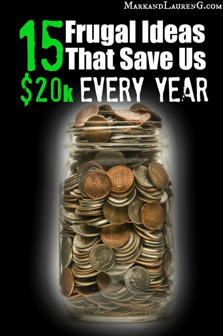 So often people think that in order to pay off debt they have to look for another job, or ask for a raise at work. While those things are still important to do, have you ever looked around where you are spending money and found ways to cut back? Here is how we save $20,000 per year with these 15 Frugal Tips... frugality, frugal ideas #frugal frugal