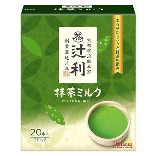 創業からの変わらぬ茶づくりへの情熱と志を受け継いだ辻利の抹茶ミルクシリーズ。