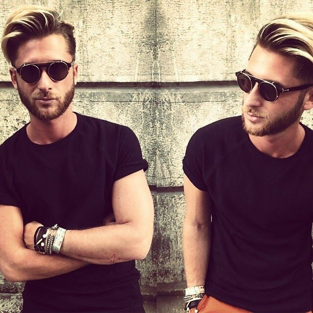2015-2016 Men Hair Trends | Men's Hairstyles & Haircuts Fashion Trends - OMBRE HAIR
