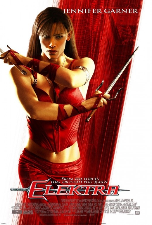 Elektra - Marvel Comics Movies | Break Out The Popcorn And ...