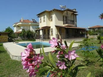 Property 391 Villa Ayse - 3 bedroom attractive villa in the gulpinar area of Dalyan. FOR SALE fully furnished £188,000
