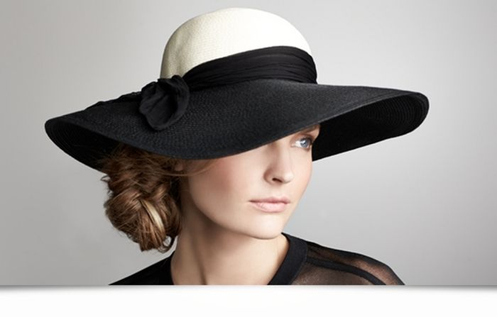 The Hottest Women's Hat Trends for Summer 2014
