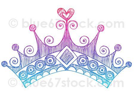 I feel as if I need a tiara tattoo....