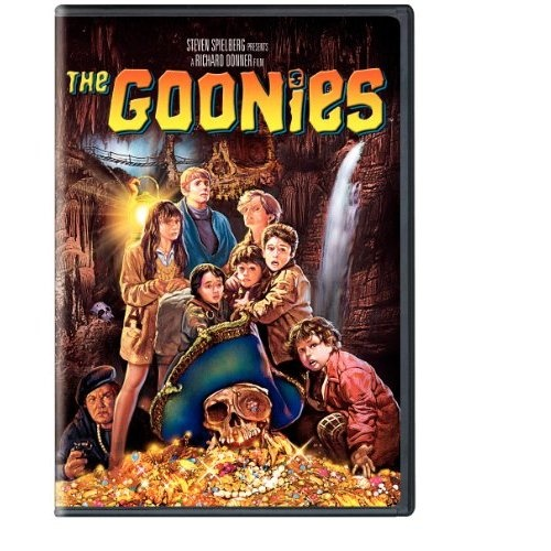 The Goonies: Sean Astin, Josh Brolin, Corey Feldman, Kerri Green, Martha Plimpton, Ke-huy Quan, Robert Davi, Joe Pantoliano, Anne Ramsey, Lupe Ontiveros, Mary Ellen Trainor, Richard Donner, Michael Kahn, Harvey Bernhard, Steven Spielberg, Frank Marshall, Kathleen Kennedy, Chris Columbus:A must see at any age