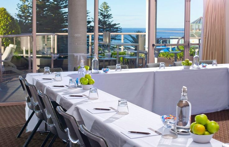 Rydges Cronulla don't take any responsibility for #conference delegates who are distracted by the beautiful view.