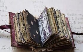 Saimba: Alice in Wonderland Mini Book