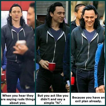 Loki's life lessons