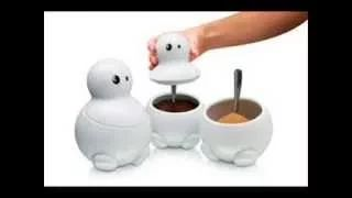 tea coffee sugar sets - YouTube
