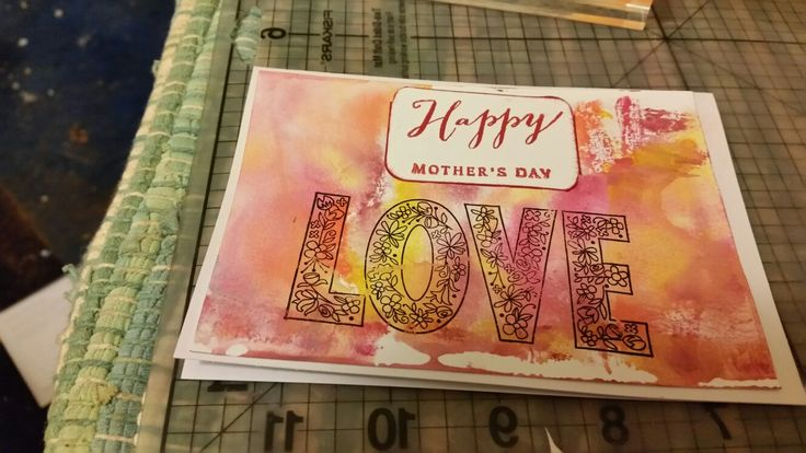Ctmh stamp of the month May 2017