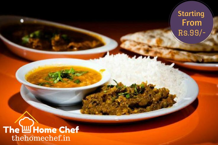 Spend your day with some deliciousness. Order here from www.thehomechef.in/daily-meals #IndianFood #OrderFoodOnline #ComfortFood #Foodies #TheHomeChefIndia