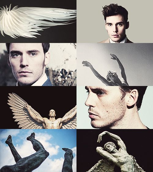 Greek Mythology Dreamcast - Sam Claflin as Icarus …my arms are incomplete, grasping the empty air. Thanks to stars, incomparable ones, that blaze in the depths of the skies, all my destroyed eyes see, are the memories of suns. I look, in vain, for beginning and end of the heavens' slow revolve: under an unknown eye of fire, I ascend feeling my wings dissolve. And, scorched by desire for the beautiful, I will not know the bliss, of giving my name to that abyss, that knows my tomb and ...