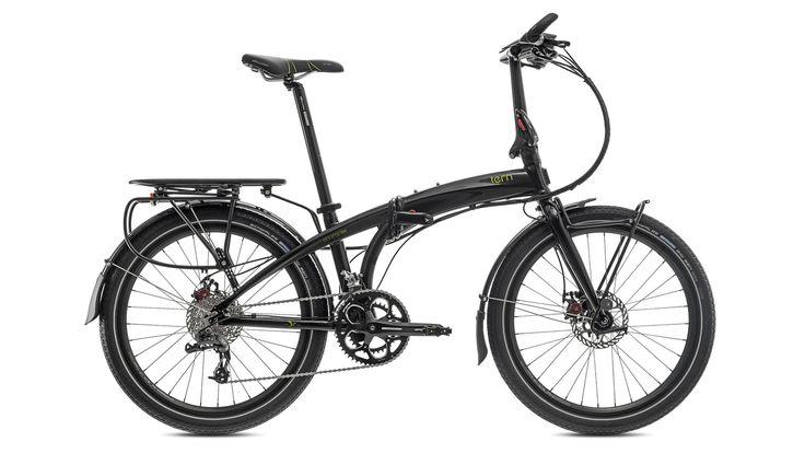 tern Eclipse Tour vouwfiets 24 groen/zwart I Voordelig kopen bij Bikester