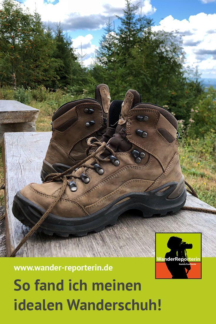 93b1e0609b2c2 Mein Weg zum idealen Wanderschuh mit dem LOWA Footscan | Keller | OUTDOOR |  Wanderschuhe, Wandern und Schuhe