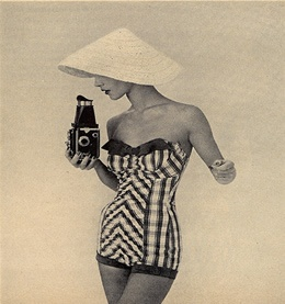 40s and 50s fashion