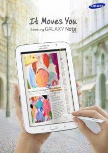 El nuevo dispositivo de Samsung - El Galaxy Note 8