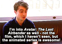 One more reason to love Daniel Radcliffe