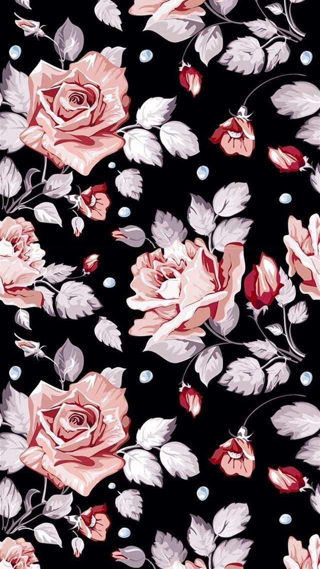 Floral Wallpapers Pinterest 77 Wallpapers Wallpapers For