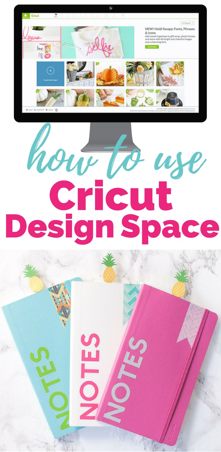 How to use Cricut Design Space. Learn how to make your own custom projects. Get back to basics and learn the skills you need to master your Cricut Explore!
