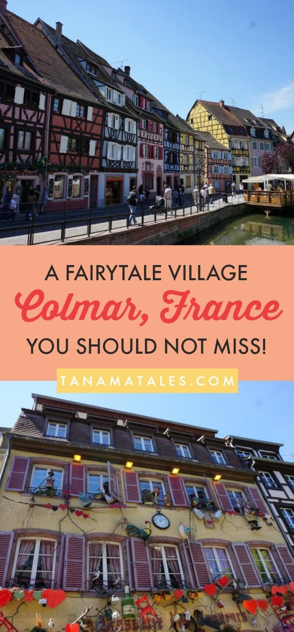 Things to do in the village of Colmar, Alsace France – The European continent is full of places that ooze charm and grace. After visiting Colmar, I can say this fairytale village surpasses in gorgeousness a lot of places found in the Old World. Find out what is the big deal with this place and why so many people travel to pay a visit. Plus, I have tons of photos that are going to show you how pretty this place is!