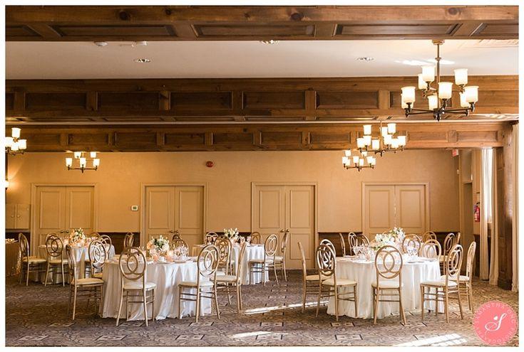 Wedding Reception | A Magical Spring Blossom Wedding at Pillar and Post | Niagara-on-the-Lake | Niagara Weddings | © 2016 Samantha Ong Photography