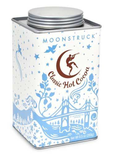 America's 13 Most Decadent Hot Chocolates: Classic Hot Cocoa, $12, Moonstruck.