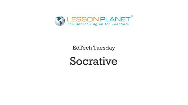 Socrative: A dynamic pair of apps lets you conduct polls, administer exit tickets, give quizzes, play games, and collect responses in real time.