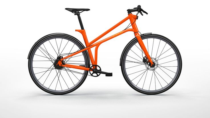 Example of a clean and simple design with a bicycle. Source - http://www.cylo.cc/