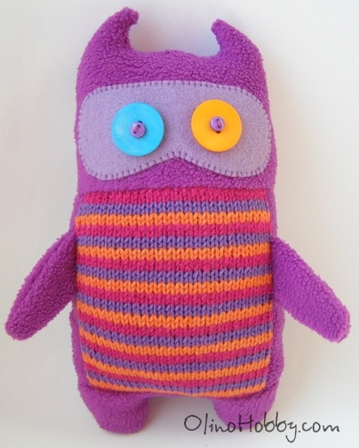 Extraterrestrial: Monsters Toys, Crochet Inspiration, Knits