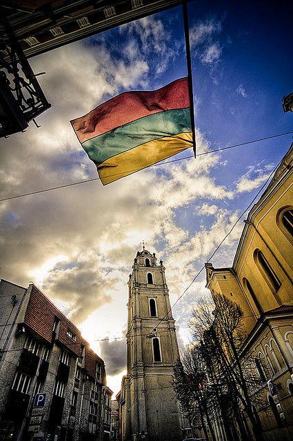 Vilnius, Lithuania / Find us on: www.facebook.com/TcTrips