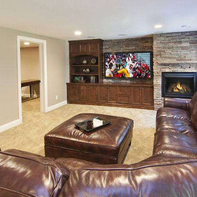 Basement Design Ideas, Pictures, Remodel And Decor Part 11