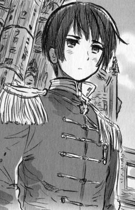Hetalia has become an unhealthy obsession! It's just so addictive, and Japan is by far one of my favourite characters.