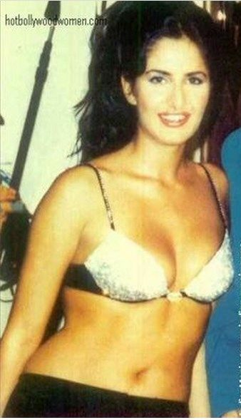 Your Jaw Will Drop Down Seeing These 13 Unseen Pics Of Katrina Kaif's Modeling Days