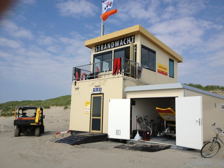 KNRM Lifeguards Buren Ameland