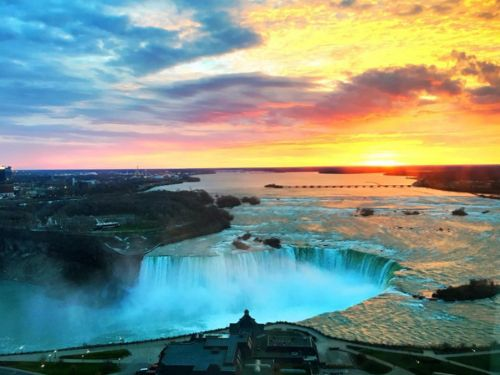 Hotels with a View of Niagara Falls