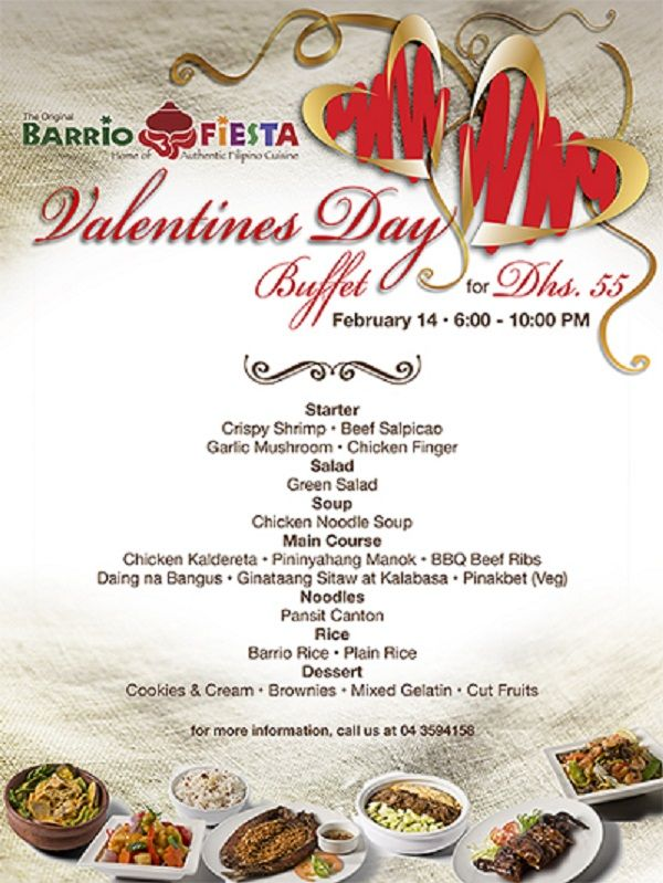 Planning For A Romantic Valentines Day Dinner Celebrate