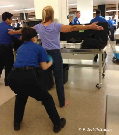 Are Full Body Scanners Safe?