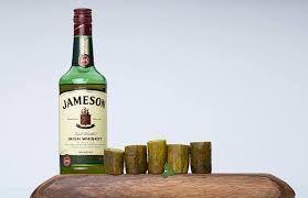 Image result for jameson whiskey pickle back