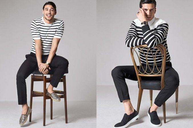 la moda uomo: L'irresistibile uomo Dolce & Gabbana!