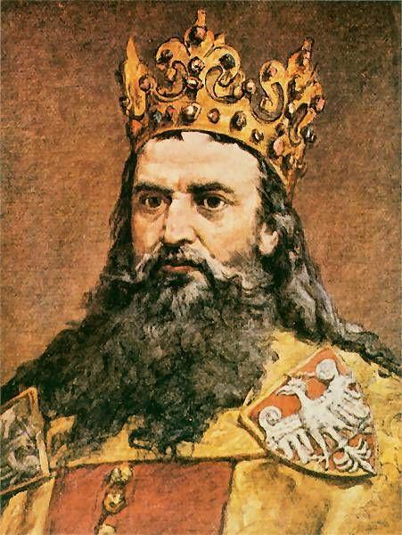 Casimir the Great,   Jan Matejko