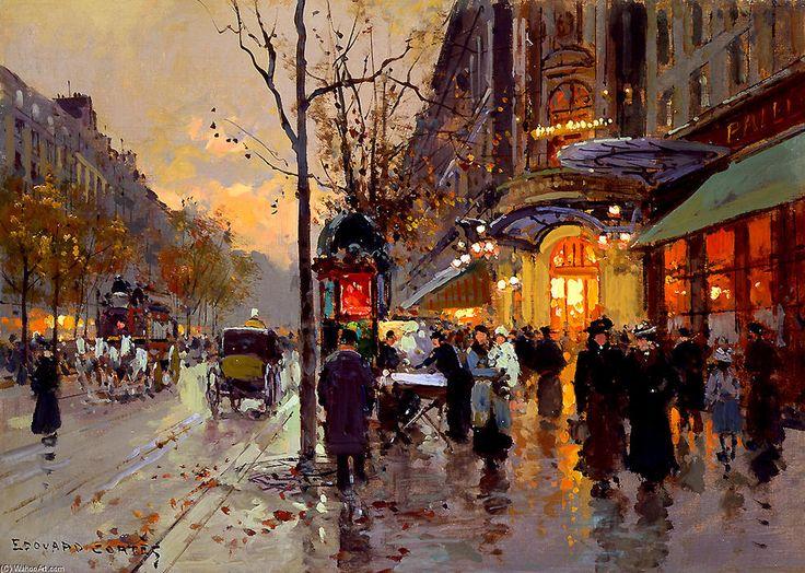 Super Les 58 meilleures images du tableau Edouard Cortes Paintings sur  FM07