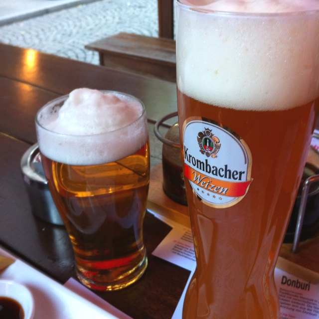 Krombacher: Beer, Things, Gastronomy, Products