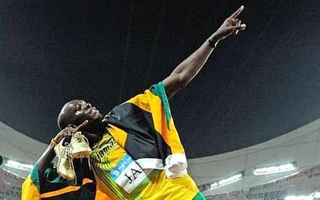 The story about the fastest man on Earth - Usain Bolt