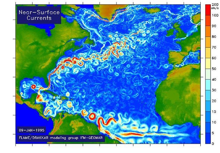 Der Golfstrom hört auf zu fließen, Europa erfriert - dieses Horrorszenario galt längst als widerlegt. Doch nun erkennen Klimaforscher eine Gefahr, die sie bislang übersehen haben.