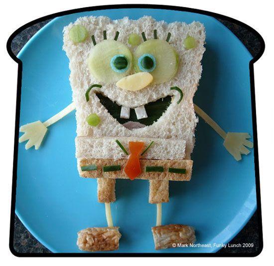 Sponge Bob for seamus