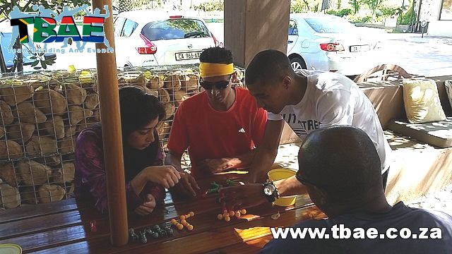 Nasatech Amazing Race and Minute To Win It Team Building Cape Town