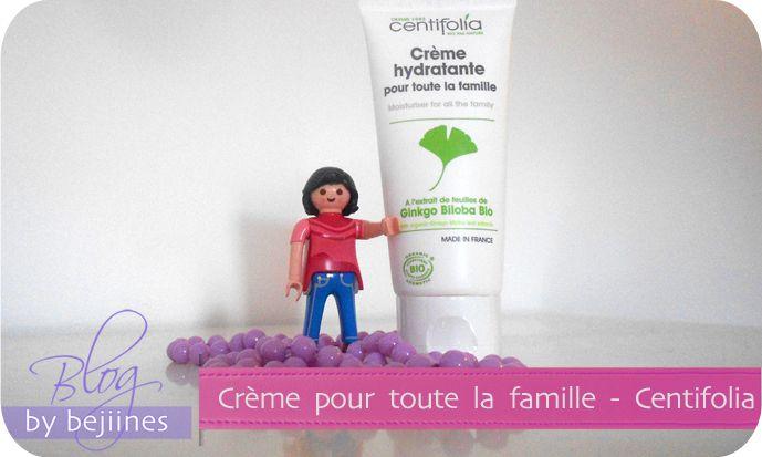 #Beauté #Bio #centifolia - Review du produit sur http://www.bejiines.fr/2014/05/centifolia-pense-la-famille.html